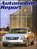 2006 Cadillac DTS ersätter anrika DeVille