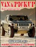 2006 Hummer H3 klar för produktion