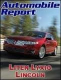 2009 Lincoln MKS är helt ny och glamourös!