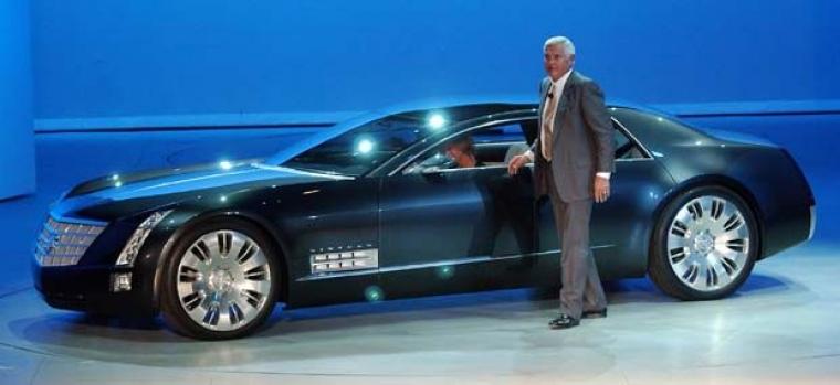 Med Cadillac Sixteen visas en ny världsstandard