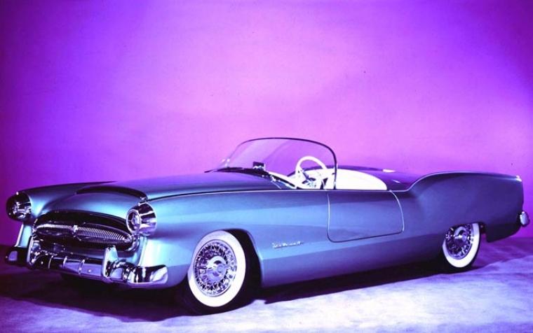 Världens enda exemplar av 1954 Plymouth Belmont till salu!