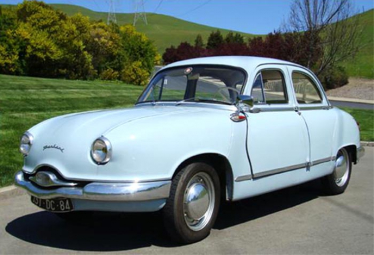 Panhard Dyna har alltid varit en sällsynt bil