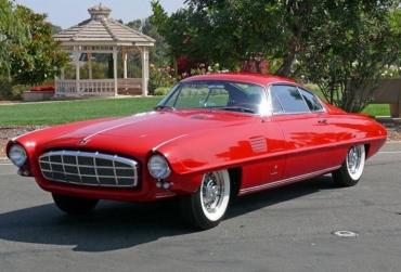 Concept cars var högsta mode i 50-talets Amerika