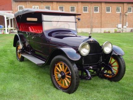 John D. Rockefeller´s 1917 Simplex Crane Model 5 är renoverad och visas på NAIAS 2017