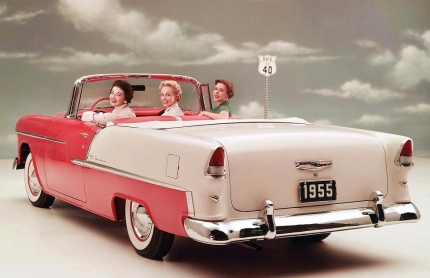 The Classic Chevy´s 1955—1957