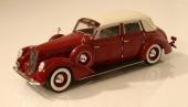 1937 Lincoln K Touring Cabriolet by Brunn från Signature Models