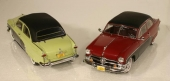 Vacker nödlösning från Ford blev tjusig modellbil från Precision Miniatures