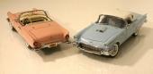 Precisionstillverkad 1957 Ford Thunderbird