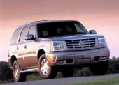 2002 Cadillac Escalade med ny design och mer lyx
