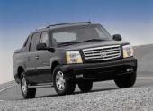 2002 Escalade EXT är en ny lyx pickup från Cadillac