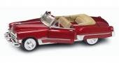 1949 Cadillac Series 62 Convertible fortfarande i produktion hos Yat Ming