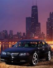 2004 Chevrolet Impala, nu även i SS-utförande