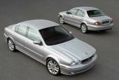 X-Type är en ny småbil från Jaguar