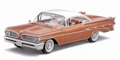 1959 Pontiac Bonneville & 1959 Mercury är nyheter från Sun Star