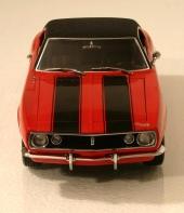 1967 Chevrolet Camaro Z-28 — 41 år ung!