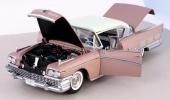 1958 Buick Limited är en given favorit i alla olika skalor