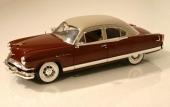 1953 Kaiser Manhattan — en bil i tre versioner från Highway 61