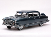 Tydlig succé för 1952 Nash Ambassador. Nu kommer den i ny färg samt en 1953 års modell