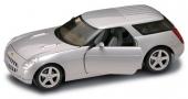 Modellbilen i skala 1/18 från Yat Ming är en snygg kopia av konceptbilen från 2004