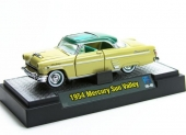 En härlig 1954 Mercury Monterey Sun Valley i skala 1/64 från MP MACHINES