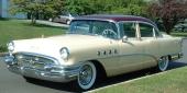 1955 Buick Roadmaster 4dr Sedan