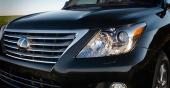 Tro inte att Lexus-emblemet borgar för kvalitet och trafiksäkerhet!
