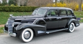 1938 Cadillac V-16 Series 90 Imperial Limousine