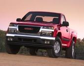 """Frågan är om GMC Canyon verkligen är mer lastbil än Colorado? Eller kanske istället """"mer lyx och flärd""""?"""