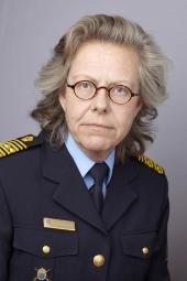 Vi har förgäves sökt Ulrika Herbst för en kommentar. Hon är högste chef för polisavdelningen på Rikspolisstyrelsen. Foto: Peter Knutson.