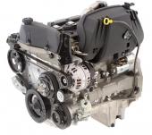 Största motorn är en ny rak 5-cylindrig maskin på 3,5 liter och 220 hk. Här återfinns dubbla överliggande kamaxlar och 4-ventilsteknik.