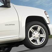 För den som gillar hjulflärd erbjuder Chevrolet dessa sportiga fälgar! Nu är vi långt bort från lastbilens enkla plåtfälgar från forna tider!