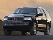 2007 Lincoln Navigator nykonstruerad och större!