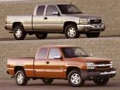 En ny generation GMC har också kommit. Medan elakheten dominerar fronten hos Chevrolet, ser nya GMC närmast ut att ha det riktigt kul! Det var längesedan de båda syskonen visade upp så olika formgivning.