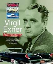 Virgil Exner på ett tidningsomslag, symboliserande skaparen av Forward Look.