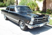 1967 Ford Fairlane 500 XL Hardtop Coupe