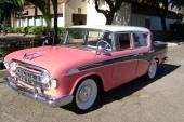 1956 Rambler Custom 4dr Sedan