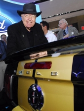 R.I.P. Carroll Shelby