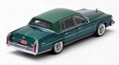 Med 1980 års modell försågs Cadillac Fleetwood med ny taklinje för bättre inre utrymme.