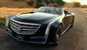 Himlen är mycket nära med fantastiska Cadillac Ciel