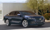 2014 Chevrolet Impala är helt nyskapad