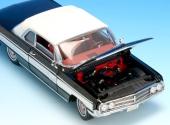 Oldsmobile Starfire 1962 är en tung, välgjord pjäs från Yat Ming´s Signature Series