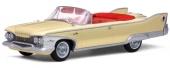 Nu kommer 1960 Plymouth Fury Convertible med hög kvalitet från Sun Star