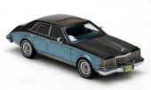 Dagsaktuell färgsättning på 1981 Cadillac Seville Elegante från NEO.