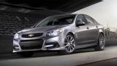 Designen andas fart på Chevrolet SS, men nog kunde väl fronten getts en lite mer aggressiv framtoning?