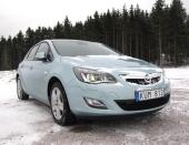 BilTest: Opel Astra 1.7CDTI