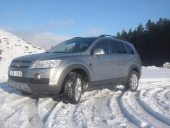 BilTest: Chevrolet Captiva LTX 2.0Dsl