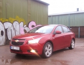 BilTest: Chevrolet Cruze 2,0D LT AT