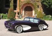 I många avseenden var 1955 Flajole en föregångare i design.