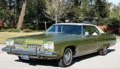 1973 Oldsmobile är en ovanlig premium fullsize för den som vill åka i en lite mer udda vagn.