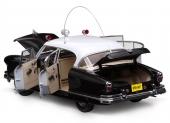 Det är sällan som modellbilar görs som 4dr Sedan! Dessutom är även bakdörrarna öppningsbara.